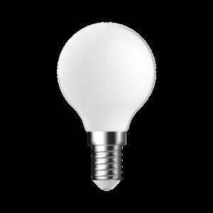 Energetic LED Kogel G45 25WE14 Mat Volledig Glas