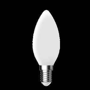 Energetic LED kaars C35 25WE14 Mat Volledig Glas