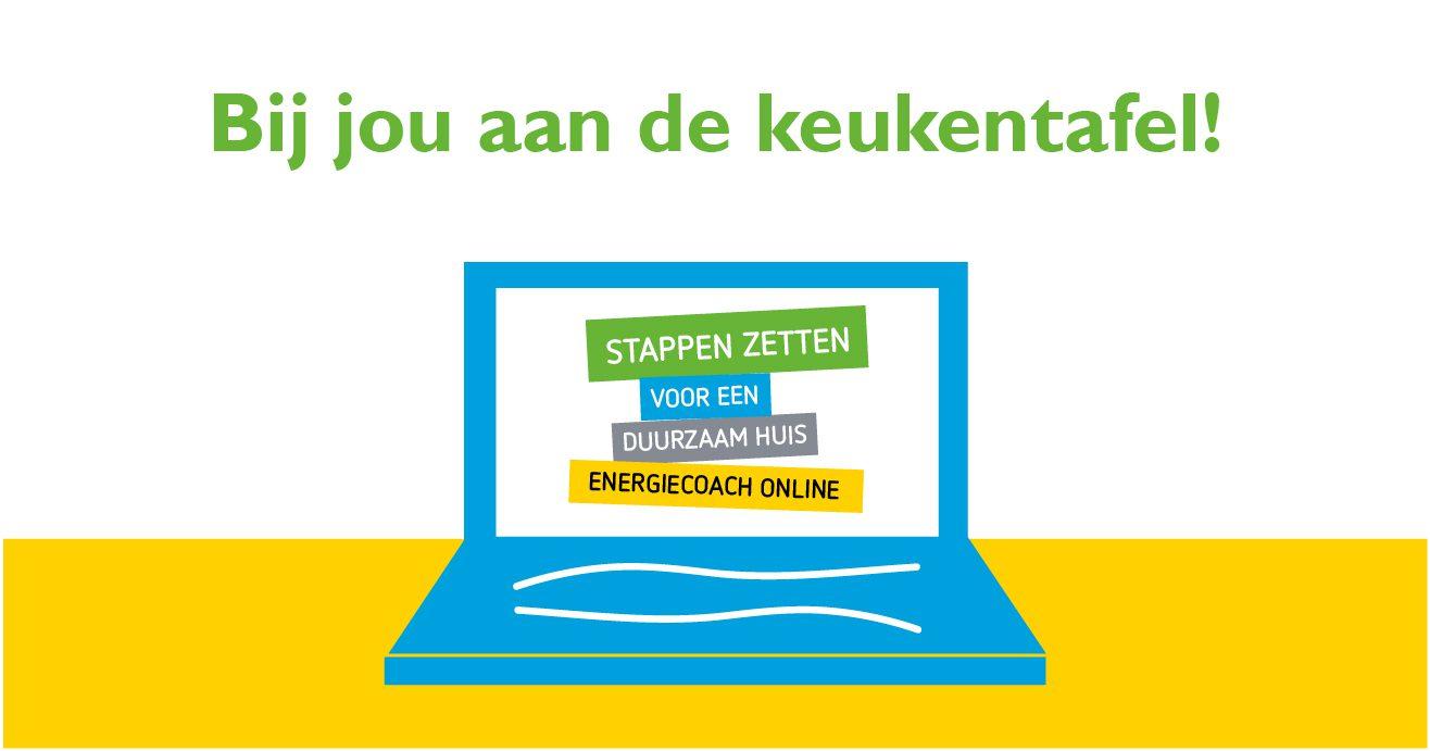 Energiecoach bij je thuis